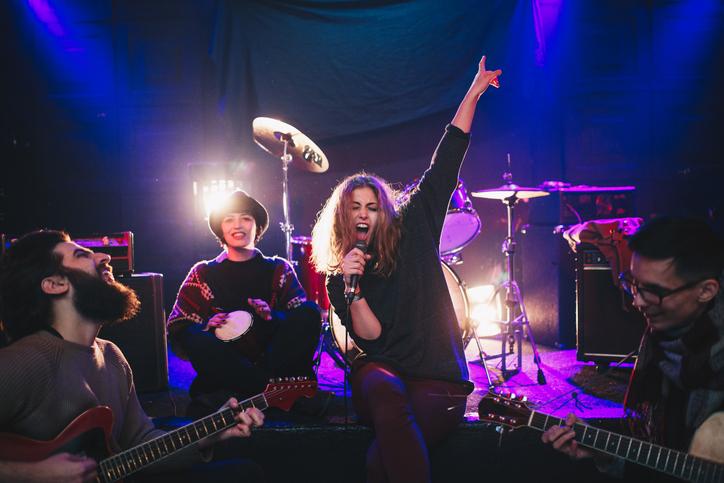 Rock concert